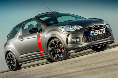 Tieferlegung Citroen Ds3 by Citro 235 N Ds3 Cabrio Racing Lands In The Uk In A Limited