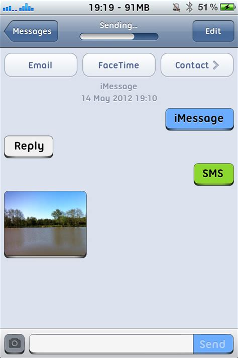 iphone text message template 14 text message psd images text effect