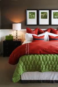 Red And Green Bedroom Ideas - red and green bedroom decor red yellow amp orange themes