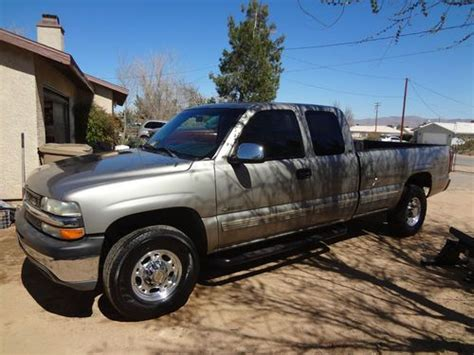 1999 chevrolet silverado 2500 information and photos momentcar sell used 1999 chevy 2500 silverado 6 0 automatic ext cab spray liner k n steps tow 99 03 in
