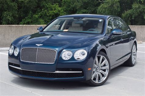 bentley flying spur 2017 blue 2014 bentley flying spur stock 4nc095550 for sale near