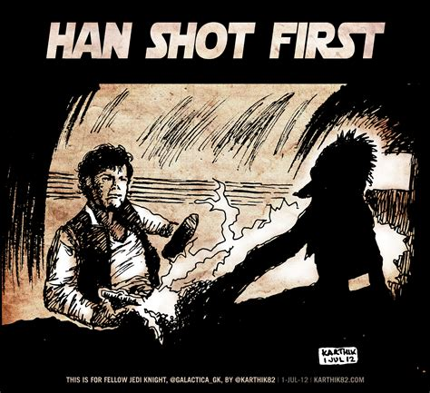 star wars han solo shot first star wars a new hope director