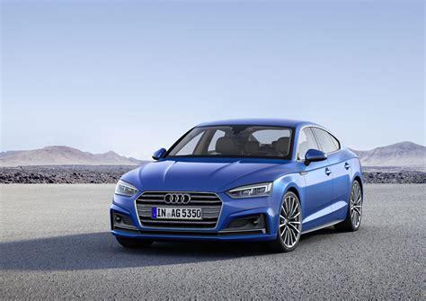 Audi A 5 Sportback by Audi A5 Sportback G Audi Mediacenter