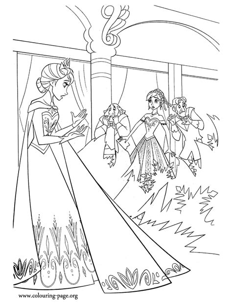 frozen fever coloring pages to print free coloring pages of frozen fever