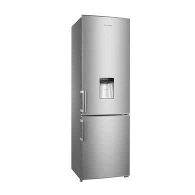 Plumbed Water Dispenser by Fridgemaster Mc55264ds Freestanding 70 30 Fridge Freezer