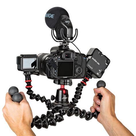 Gorillapod Dslr gorillapod rig vlogging tripod for your dslr and