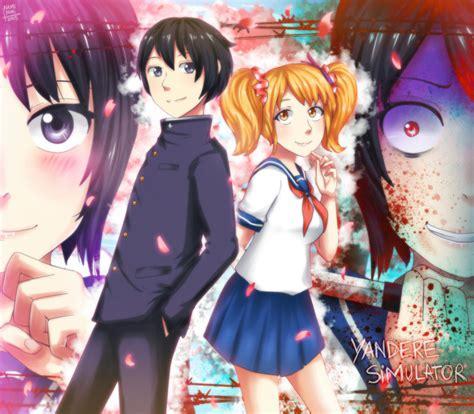 imagenes de anime yandere simulator anime yandere simulator images