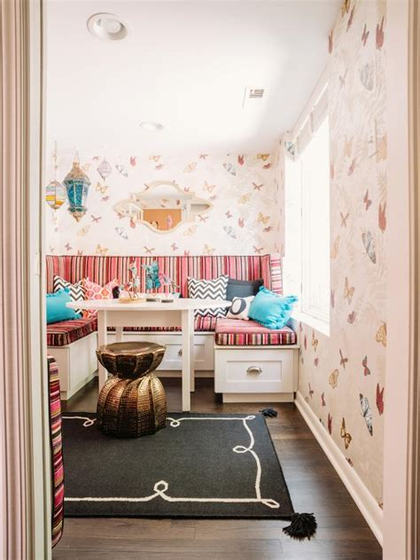 suzann kletzien imaginative eclectic girl s playroom 2014 hgtv