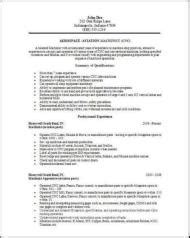 Aerospace Aviation Resume Occupational Exles Sles Free Edit With Word Pilot Resume Template Word