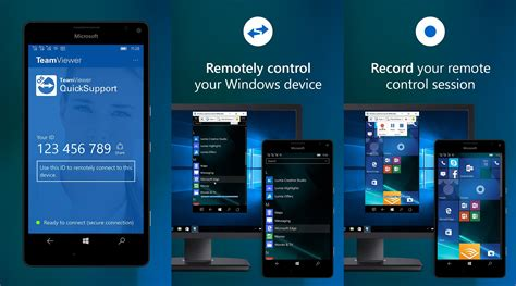 teamviewer mobile app upcoming teamviewer quicksupport app will allow you to