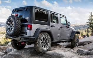 2013 jeep wrangler rubicon unlimited rear 02 193345 photo