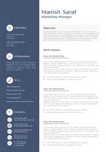sle of marketing resume