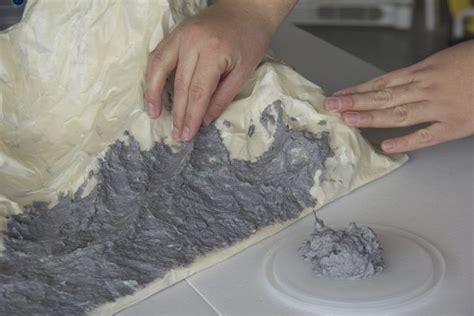How To Make A Mountain Out Of Paper - how to make a mountain out of paper mache beautiful