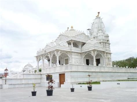 shree parshwa susheel dham swetamber jain temple