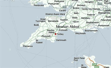 newton abbot location guide
