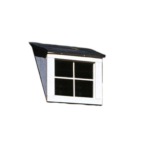 Roof Dormer Kits Handy Home Products Dormer Kit With Window 18801 5 The
