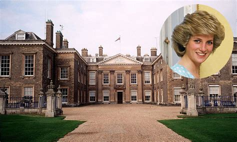 princess diana house althorp princess diana s home althorp house to be opened to
