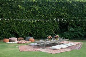Backyard Wedding Food Girls Night Outdoors Moroccan Party Amp Ros 233 Tasting