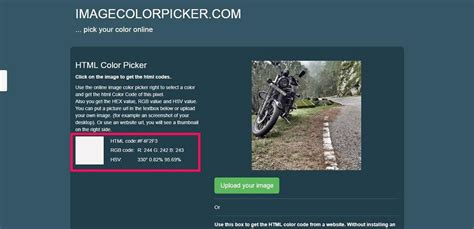 get color code from image how to get color code from image easily techuntold