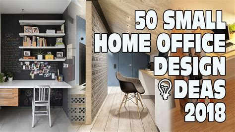 small home office design ideas  youtube