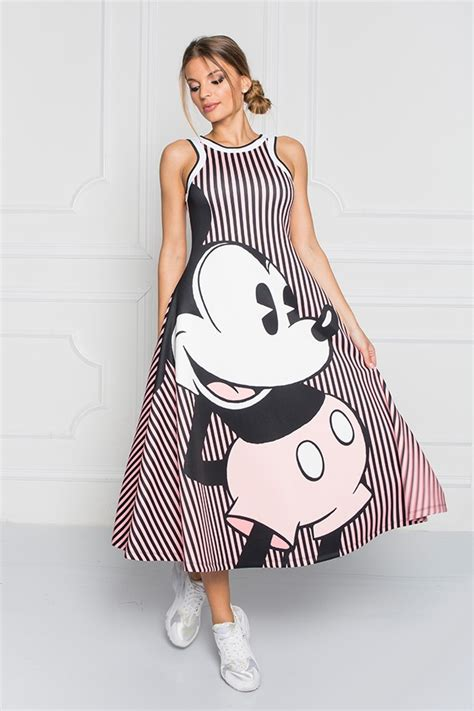 Dress Casual Mickey Mouse disney sugarbird designs exclusive for inance mickey mouse sleeveless maxi dress