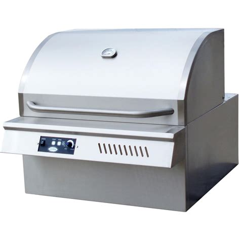Louisiana Grills Estate Grand Isle 36 Inch Built In Pellet