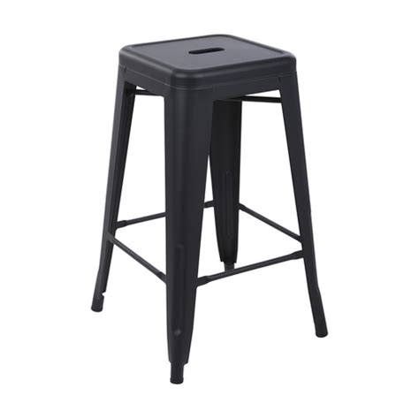 Bar Stool Black by Metal Bar Stool Black Kmart