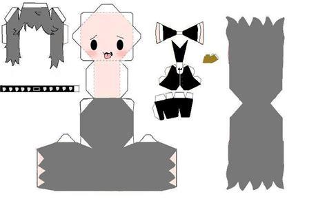Kuroshitsuji Papercraft - black butler pluto papercraft by 6turtles on deviantart