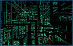 Windows 3d pipes screensaver   Download free