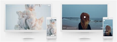 The Best Services For Creating An Online Video Portfolio Squarespace Templates For Photographers