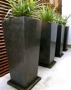 large granite taper 1100 iota designer planters