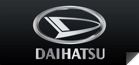 daihatsu logo auto logos