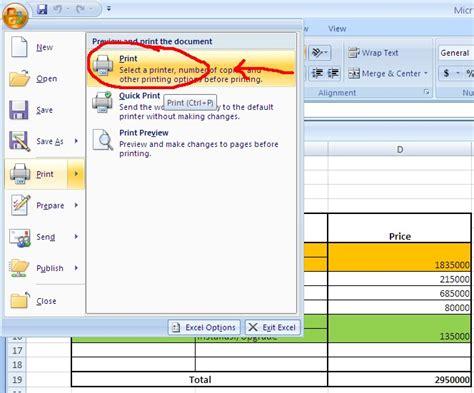 tutorial belajar microsoft xl cara membuat dokumen dalam file pdf belajar ngeblog