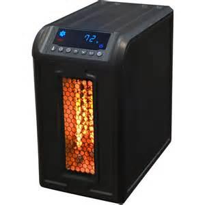 slim profile lifesmart infrared heater ls 3eco walmart com