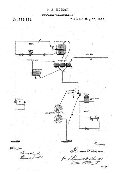 telegraph sounder wiring diagram home telephone diagram