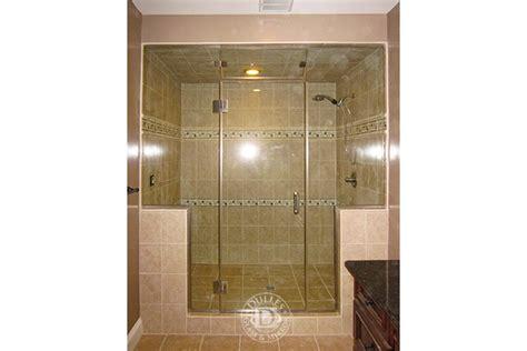 This Glass Shower Door Has Inline Shower Steam Shower Steam Shower Doors Glass