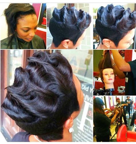 ocean waves on short hair ocean waves hair styles hairstyle gallery