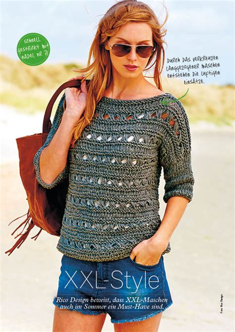 stricken sommer simply stricken 04 2016 simply kreativ