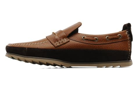 kickers loafers kickers nevermind loafer loafers in brown at sarenza co uk