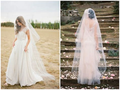 Our Top 7 Wedding Veil Styles: The Ultimate Guide