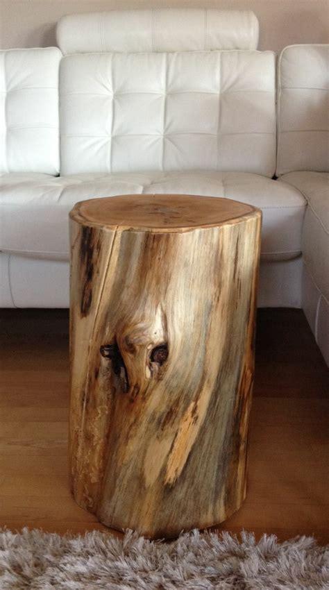 Rondin De Bois Table De Chevet by Table De Chevet Unique Pour D 233 Corer Votre Chambre