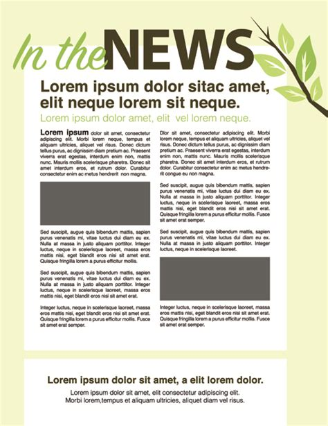 page layout design free vector news page layout design vector 05 vector business free