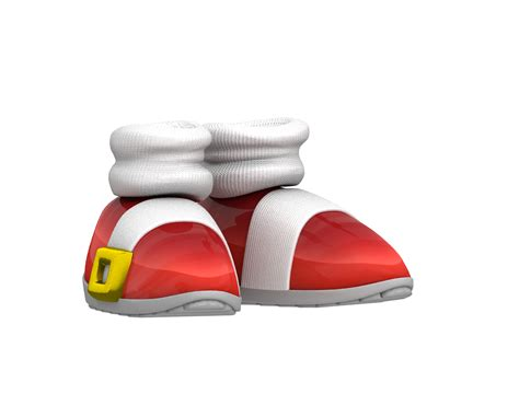 sonic shoes for sonic s shoes render without shadow by kolnzberserk on