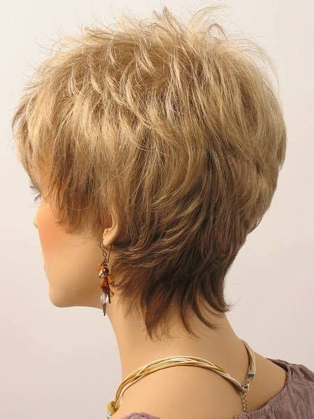 short white hair cuts rear view image result for short haircuts for women over 50 back