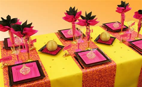 Decoration Orientale Pour Table by La D 233 Coration De Table De Mariage Des Id 233 Es Fascinantes