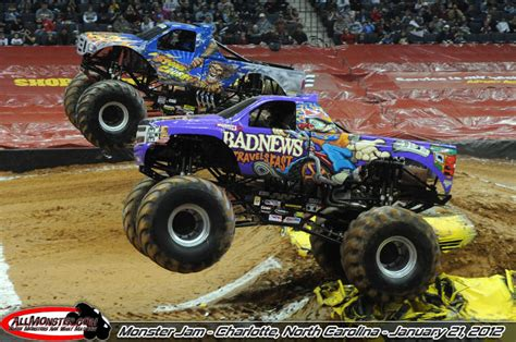 monster truck show charlotte nc monster jam photos charlotte nc january 21 2012 2pm