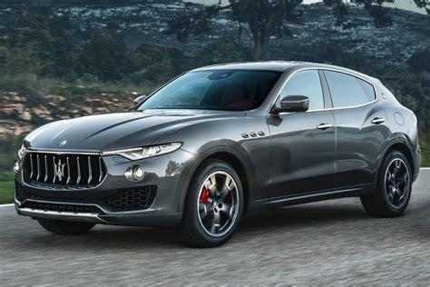 Maserati Edmunds 2017 Maserati Levante Suv Pricing For Sale Edmunds