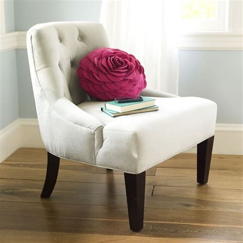 tufted bedroom chair tufted bedroom chair pbteen