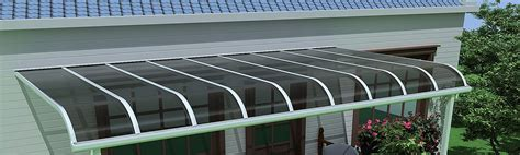 Awning Kits by Diy Polycarbonate Awning Naturelite