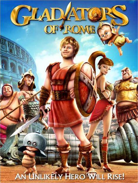 Film Gladiator Cartoon | review quot gladiators of rome quot needs more training